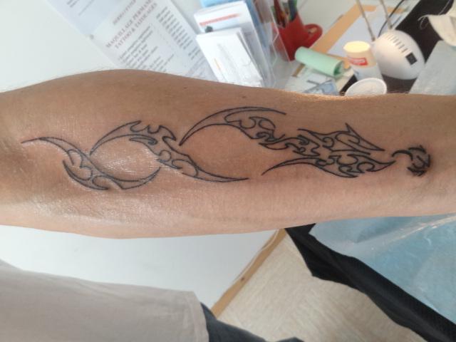 Derma Center L Encre Pour Tatouage Corporel Derma Center