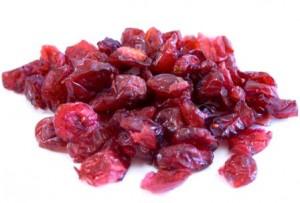 cranberry séchées