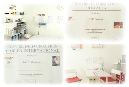 diplômes luxopuncture et instituts de beauté